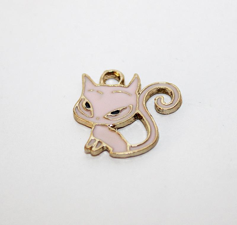 macskás medál, cicás ajándék