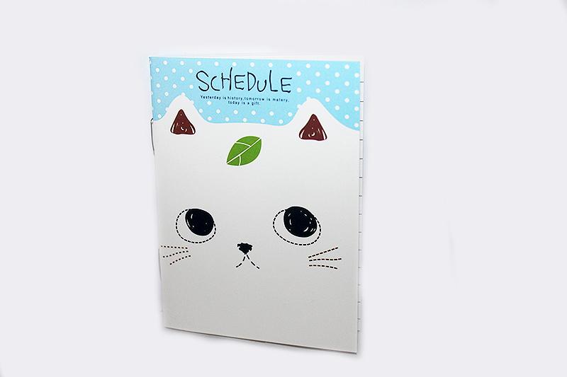 cicás irodaszer, macskás ajándék